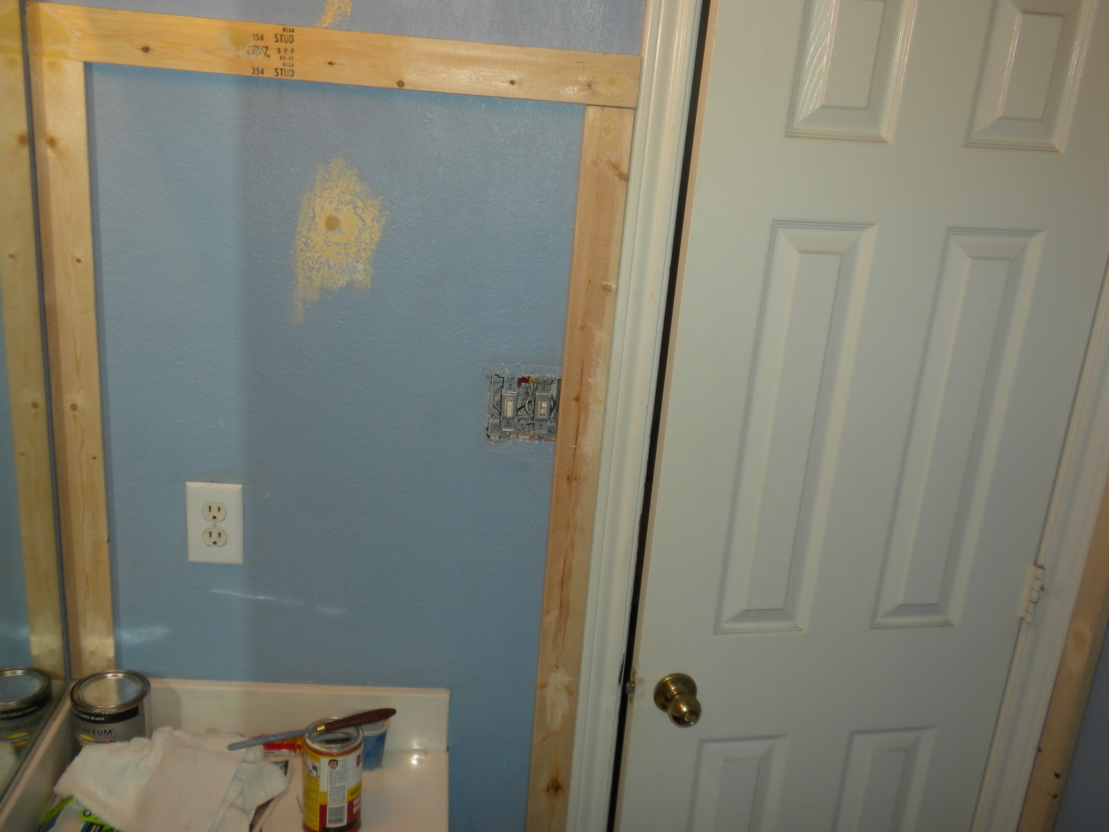Cowgurls Blessing Small Bathroom Makeover