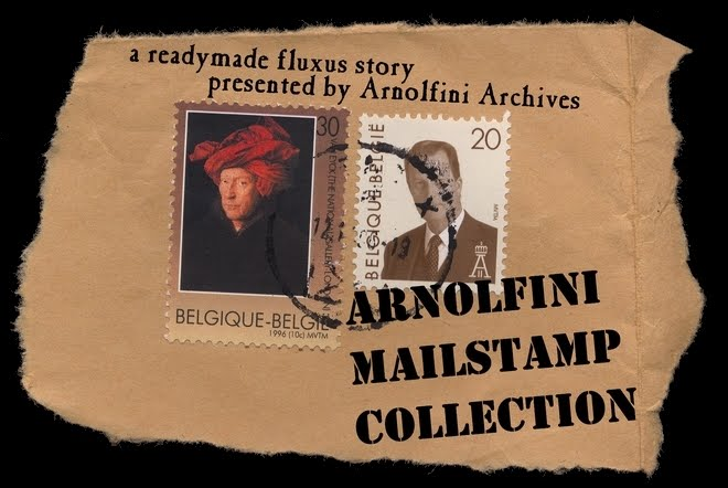 Arnolfini MailStamp Collection