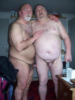 dad underwear bulge