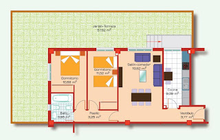 Piso_dos_dormitorios_en_Sangonera_la_Verde_Murcia_Residencial_El_Olivar