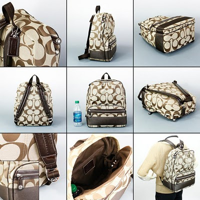 5d4bc677f7 Only one sources in Manhatthan NY  COACH BACKPACK F77171