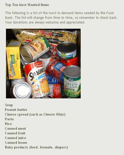 Pei Food Bank Hours