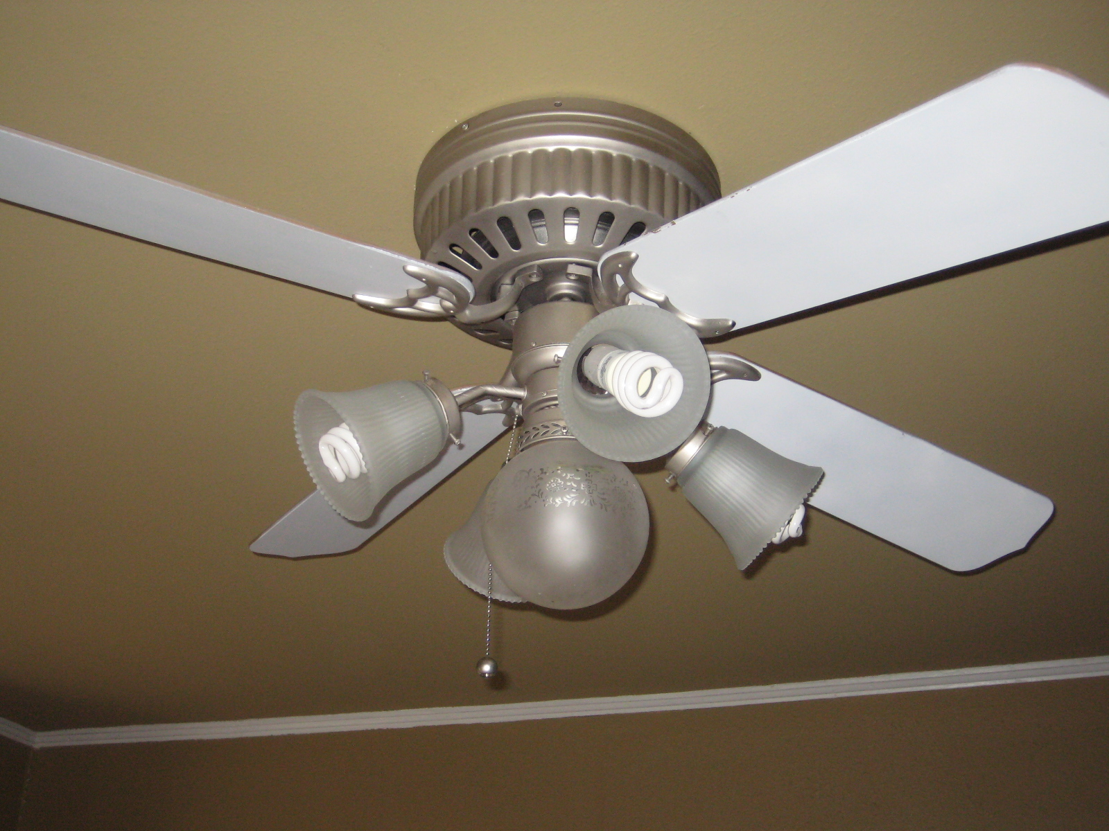 Update Ceiling Fan Globes