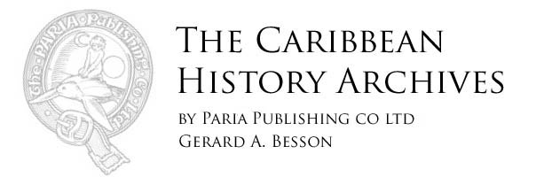 The Caribbean History Archives