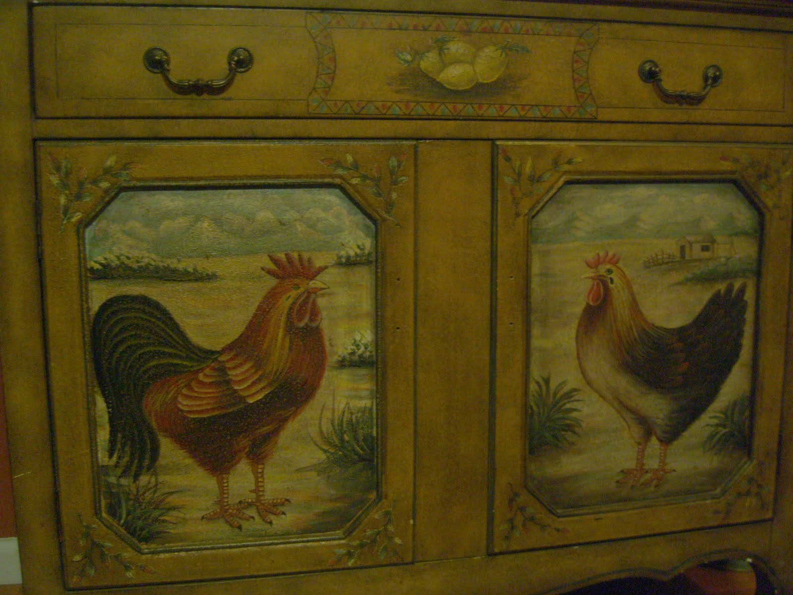 Rooster Kitchen CabiDesign