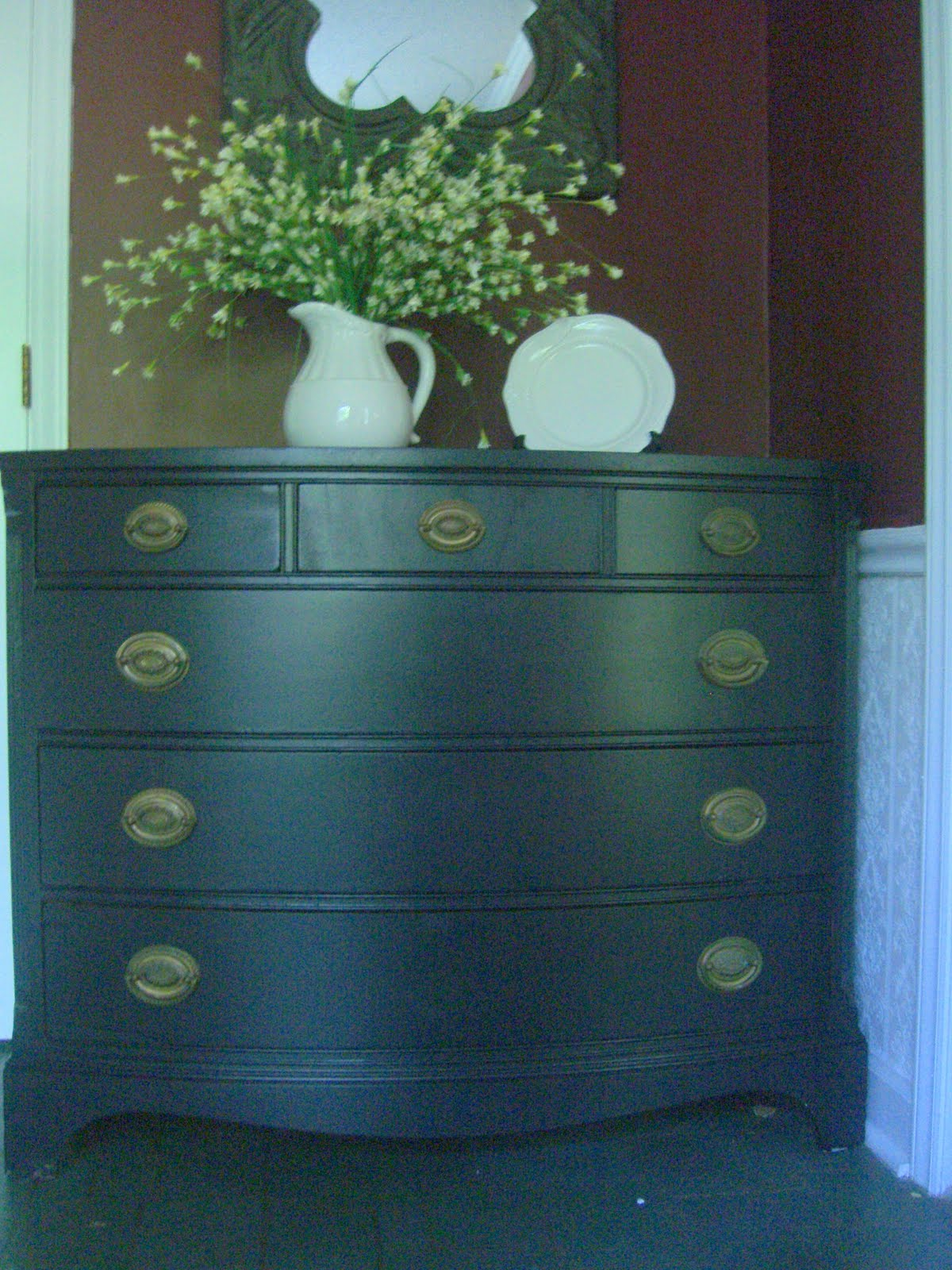 The Working Home Keeper Trash To Treasure Foyer Dresser