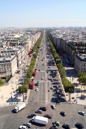 Plus Belle Avenue Du Monde : belle, avenue, monde, Luxury, Shopping, Paris, Champs, Elysées, Exotic, Places, World