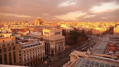 La actual sede del Instituto Cervantes es uno de los varios edificios que  creó el arquitecto Antonio Palacios en el centro de Madrid. fc1ba80083a