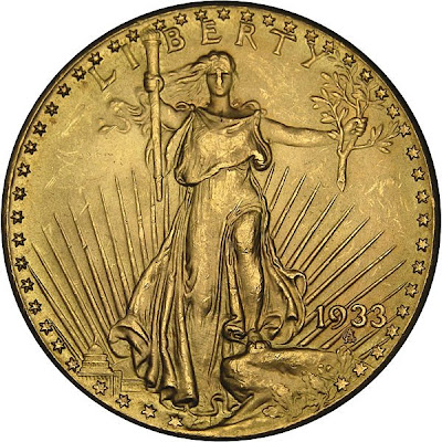 Old Coin Collecting The 1933 Double Eagle