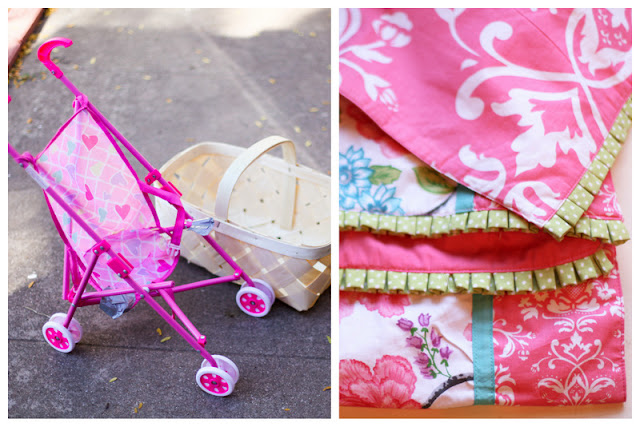 Kojotutorial Upcycled Quot Vintage Quot Baby Buggy