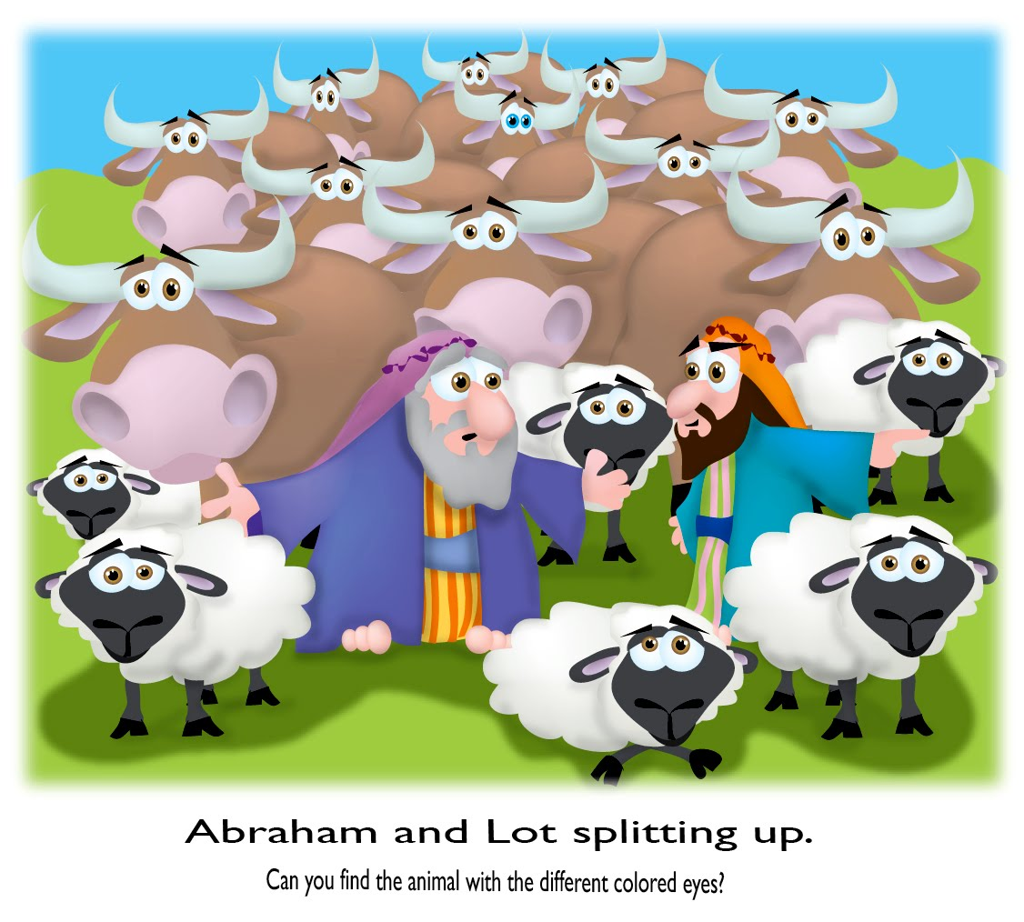 Mr Biblehead Abraham Believes God