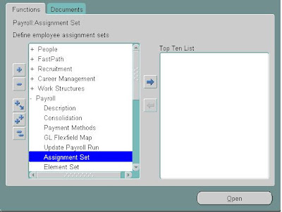 Batch Element Entry (BEE) in Oracle HRMS / Oracle HCM |Oracle