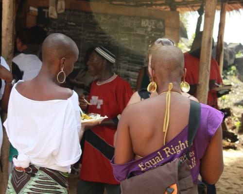Tribewanted John Obey Launched In Sierra Leone Sierra border=