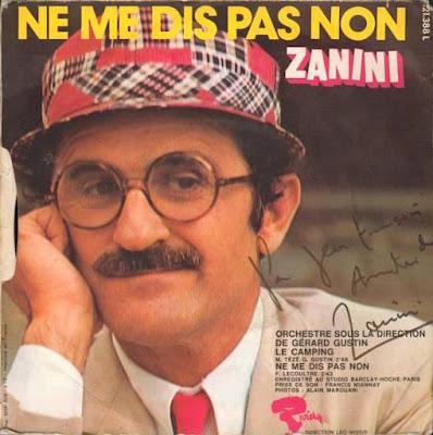 Vivonzeureux Zanini Le Camping