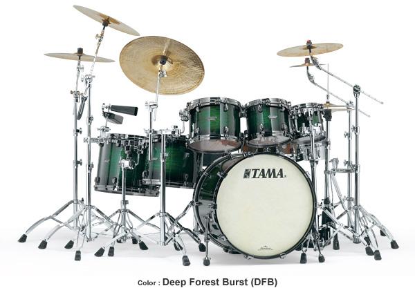 tama starclassic bubinga drum set find your drum set drum kits gear percussion. Black Bedroom Furniture Sets. Home Design Ideas