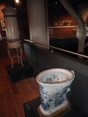 museo fognature Utrecht olanda