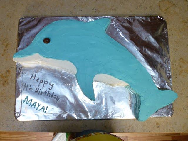 Dolphin Shaped Cake Pan