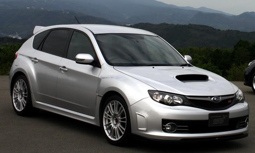 2008 Subaru Impreza Wrx Sti Official High Res Images