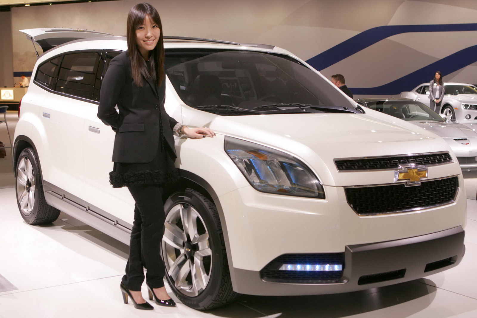 From Concept to Reality: Chevrolet Orlando MPV
