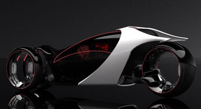 Shane Baxley Renders The Aebulle The Hyundai Future Cycle