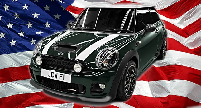 Carscoop Wc50 Mini Special Coming To America Priced At 40300