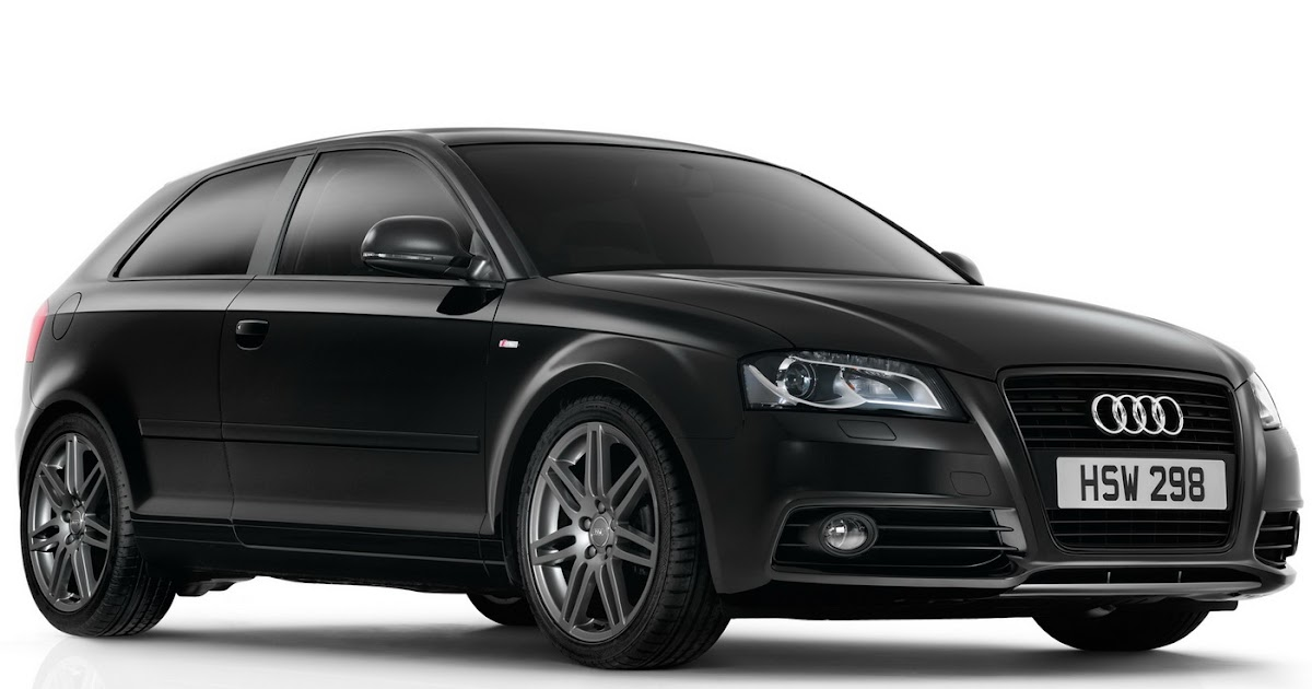 New Audi A3 Black Edition Models Launched In The Uk