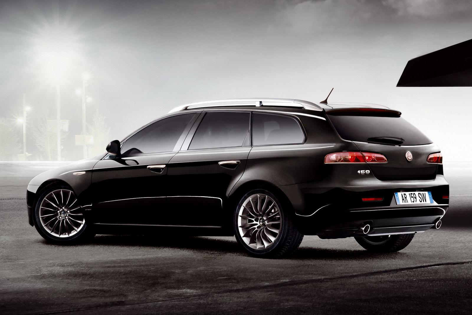 alfa romeo debuts 2011my 159 sedan and sportwagon. Black Bedroom Furniture Sets. Home Design Ideas