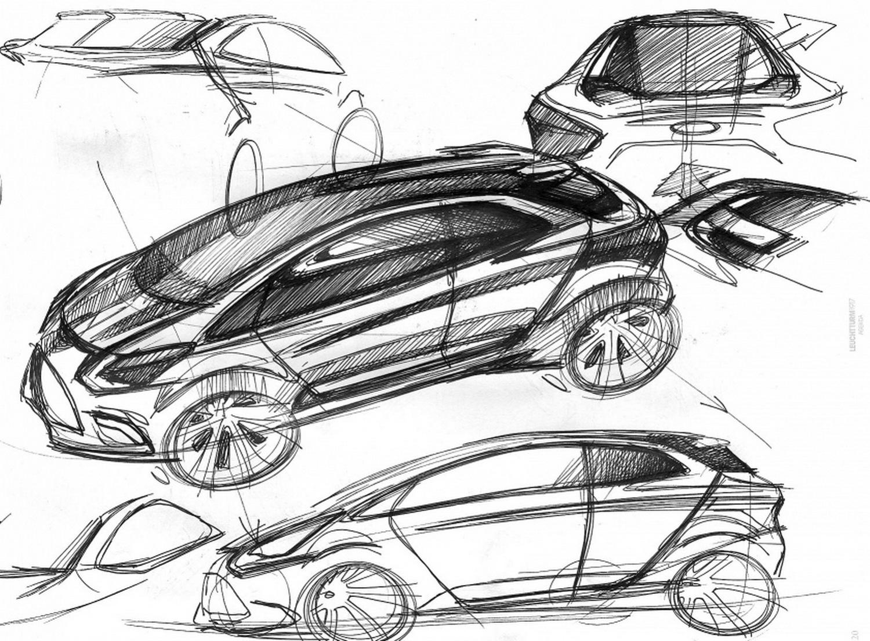 Geneva Show: Ford Iosis MAX Study Hints at new Focus and C-MAX