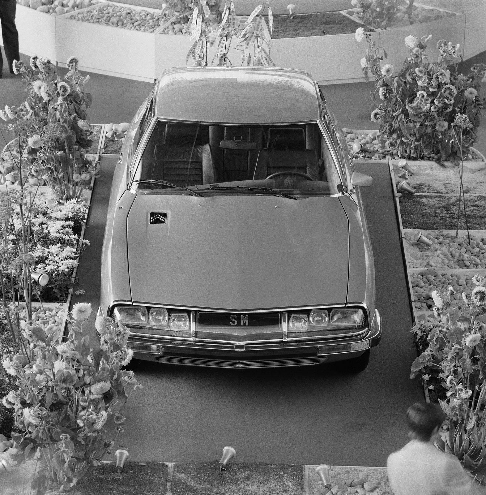 Citroen SM: Down Memory Lane With The Maserati-Powered