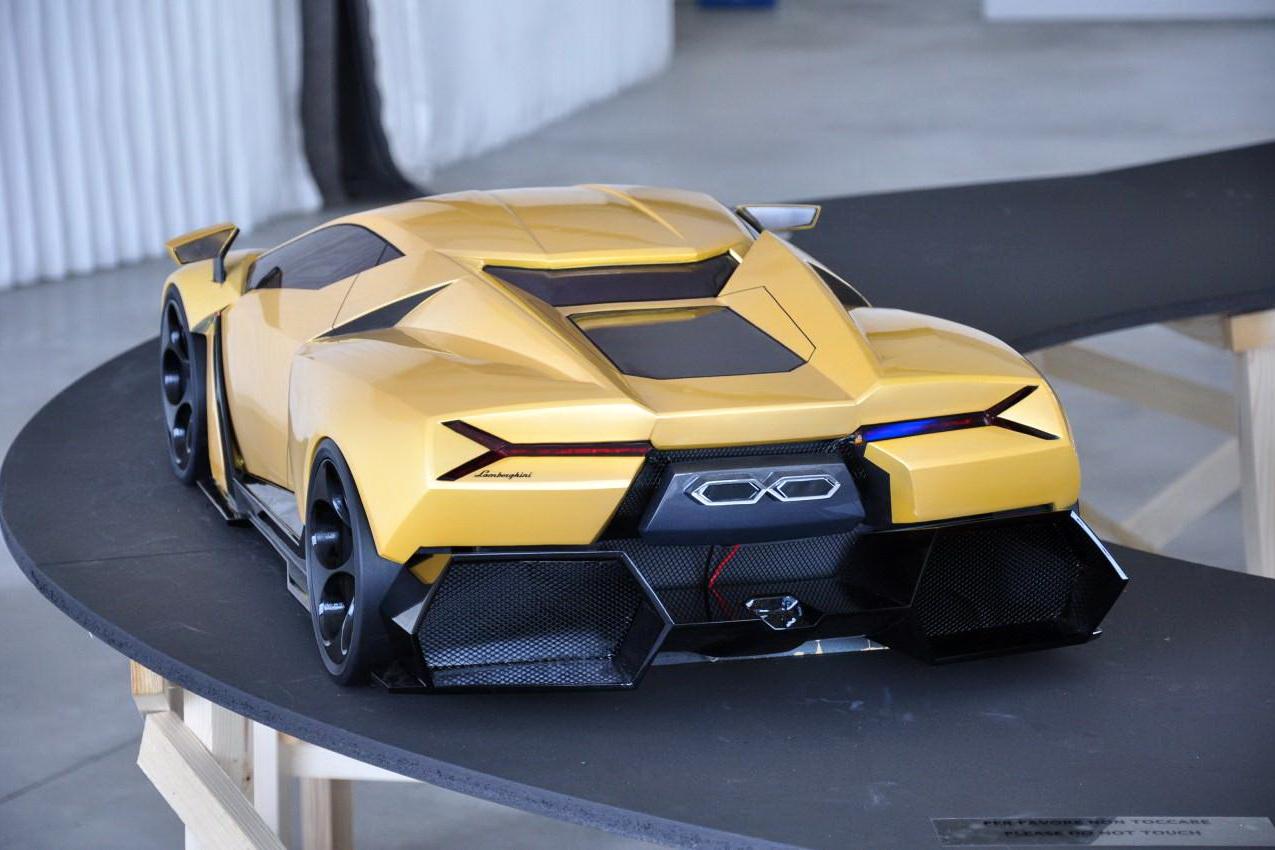 Lamborghini Cnossus Concept Design What Do You Think
