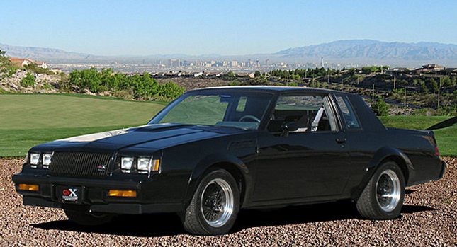 interested 1987 buick gnx with only 5 000 miles on the odo. Black Bedroom Furniture Sets. Home Design Ideas