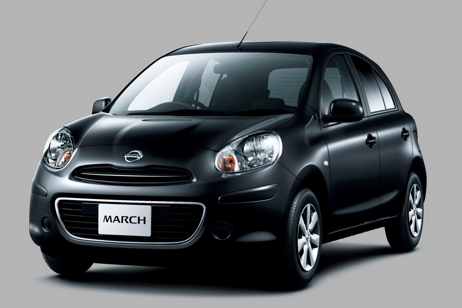 Carscoop: Thai-Made 2011 Nissan March Goes On Sale In