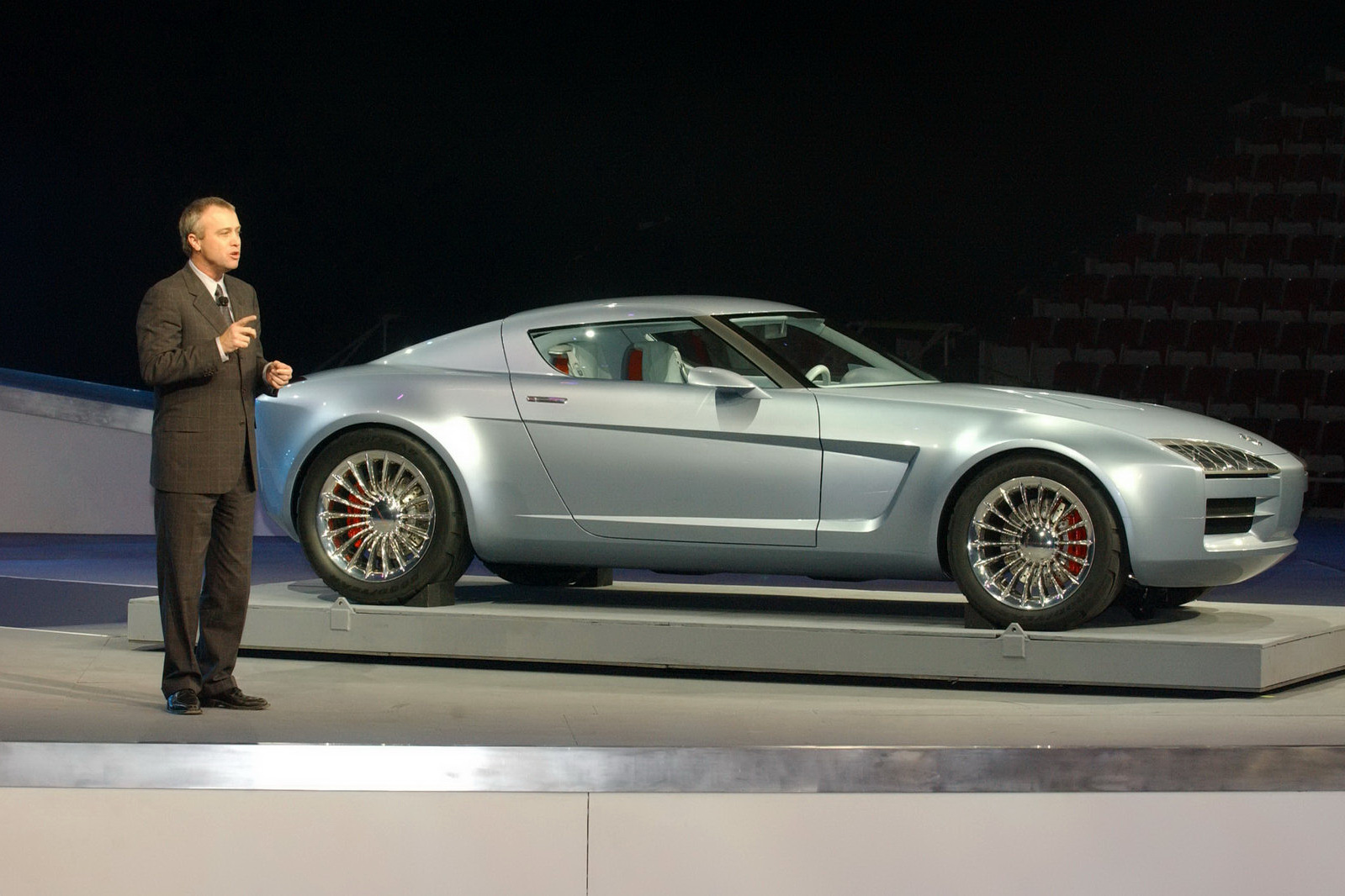 Mercury S 2003 Messenger Sports Coupe Concept Also Up For