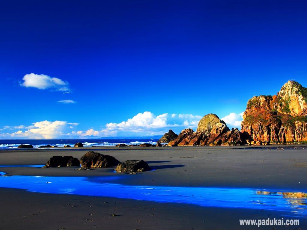 Nature S Beauty Beach Wallpaper: Win Min: November 2009