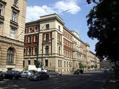 Krakow centre