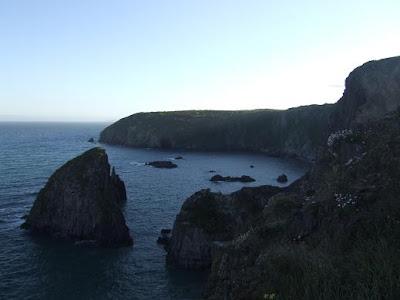 Cliffs at Dungarvan