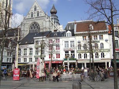 Antwerp Groenplaats
