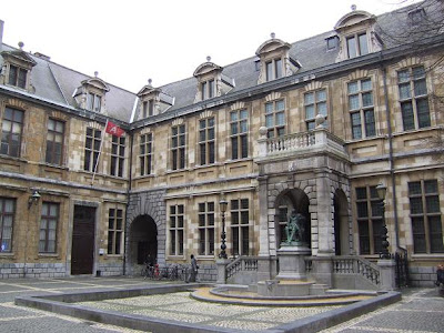 Antwerp City Library