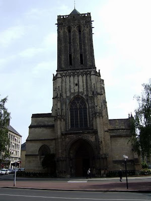 front of Saint-Jean Church