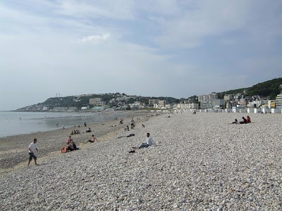 Beach of Le Havre