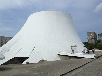 Le Volcan in Le Havre