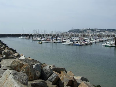 marina in Le Havre