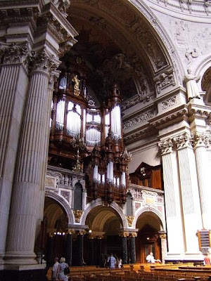 sauer organ in Berliner Dom