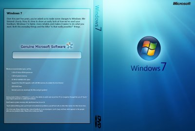 Windows 7 Ultimate 64