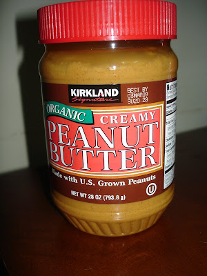 Food For Foreigners: Peanut butter and discounted string cheese at