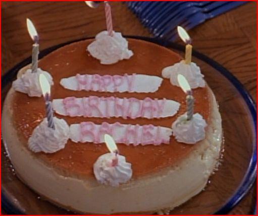 Monica Geller's top 5 Recipe form Friends 3