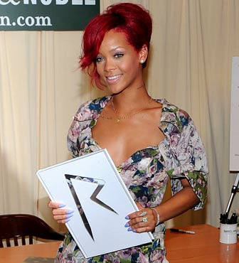 Rihanna's Red Days