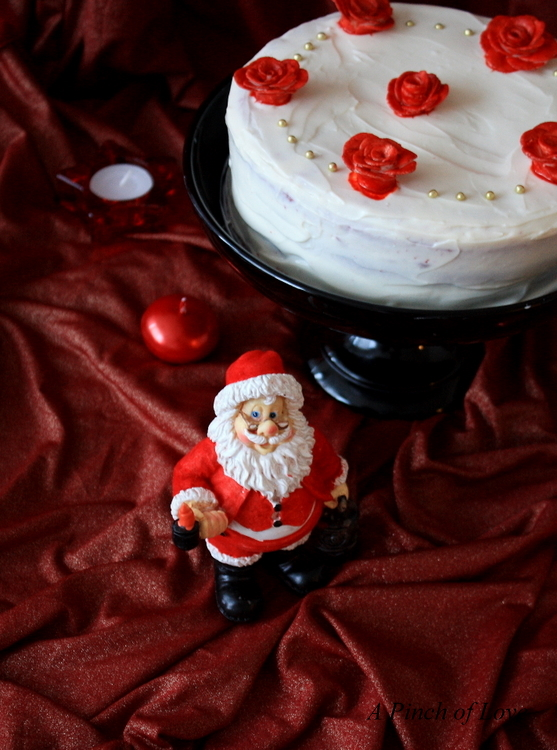 Red Velvet Cake Santa Barbara