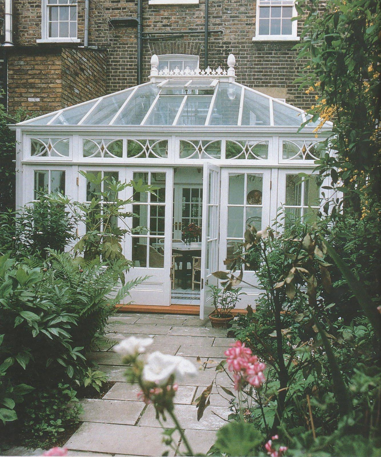 Futuristic Victorian Front Gardens 9 On Garden Design: Victorian Literature: A Victorian House