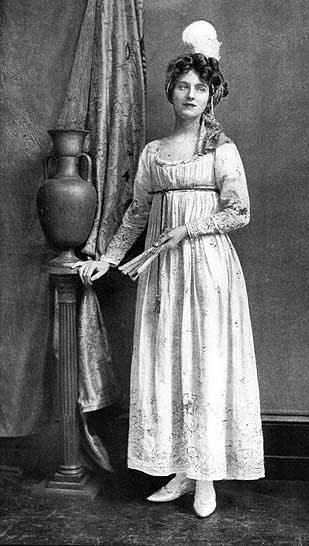 A History Blog: Womens Fashion: 1800